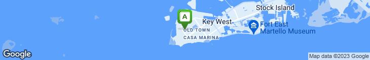 Map of Antonia's