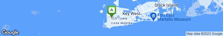 Map of La Trattoria