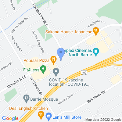 243 Cundles Rd E, Barrie, ON L4M 6L1, Canada