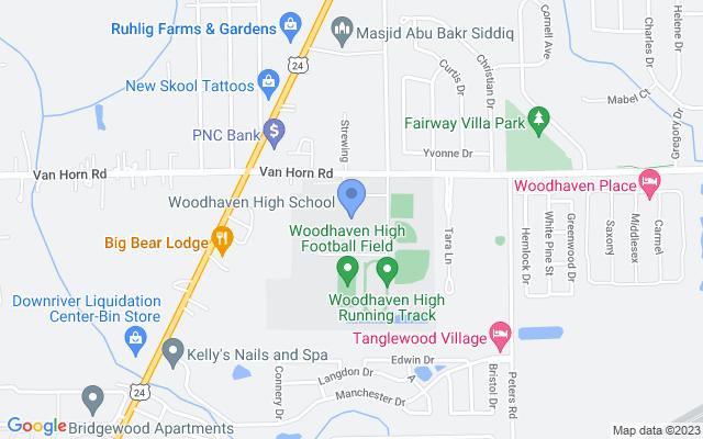 24787 Van Horn Rd, Brownstown Charter Twp, MI 48134, USA