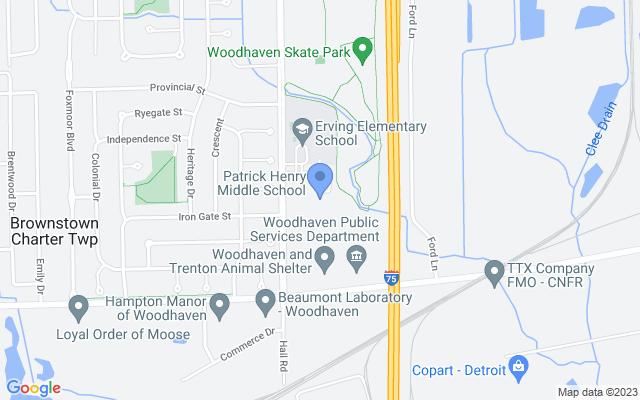 24825 Hall Rd, Trenton, MI 48183, USA