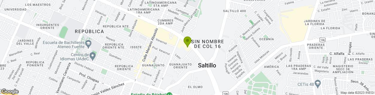 Saltillo La Quinta Inn