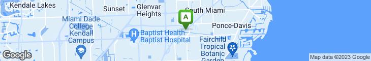 Map of Lan Pan-Asian Cafe