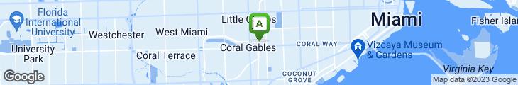 Map of La Dorada