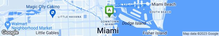 Map of Cafe Progreso Restaurant