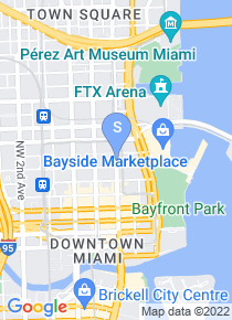Miami Dade College map