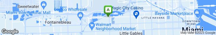Map of Anacapri on 57th