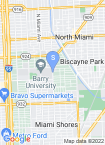 Barry University map
