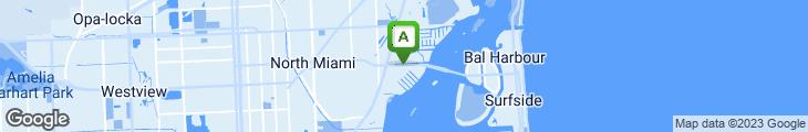 Map of Casa Mia