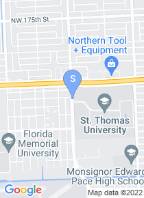 Saint Thomas University map