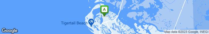 Map of Arturo's
