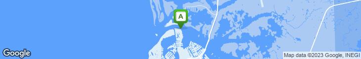 Map of Snook Inn