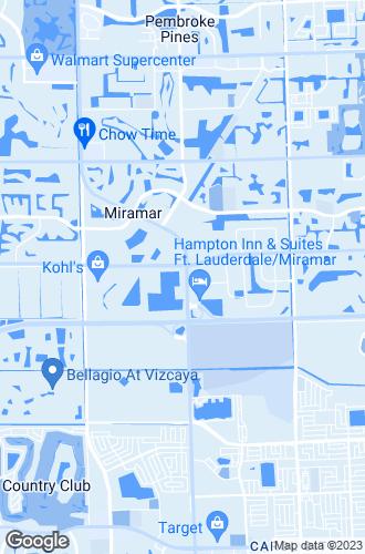 Map of Miramar