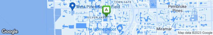 Map of Village Tavern