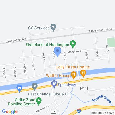 250 3rd St, Huntington, WV 25705, USA