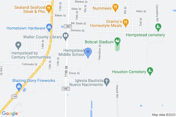 2532 9th St, Hempstead, TX 77445, USA