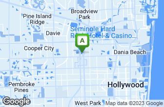Map of Tatu Asian Bar & Grill