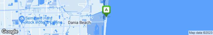 Map of Beach Watch
