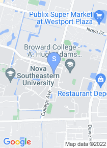 Nova Southeastern University map