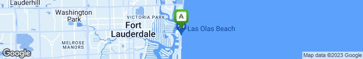 Map of Lu Lu's Bait Shack
