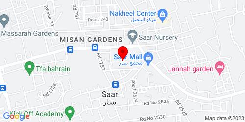 Google Map of 26.200804,50.495782