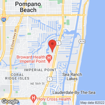 Map of Tuesday Morning at 949 East McNab Road, Pompano Beach, FL 33062