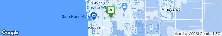 Map of Crispers