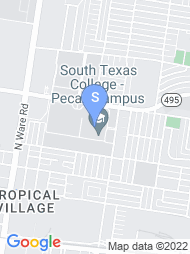 South Texas College map