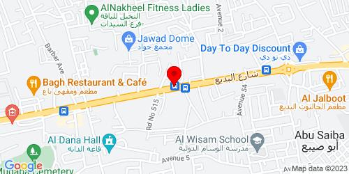 Google Map of 26.219368,50.492121