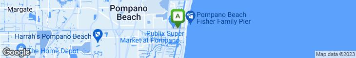 Map of Umberto's Of Long Island