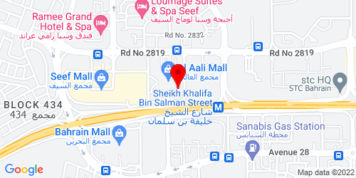 Google Map of 26.232531, 50.541058