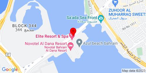 Google Map of 26.246751, 50.601884