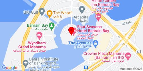 Google Map of 26.247123, 50.581739