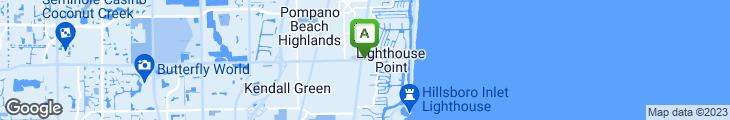 Map of Bonefish Mac's