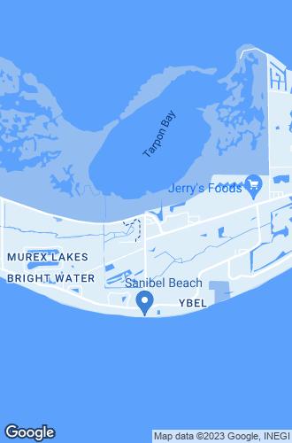 Map of Sanibel