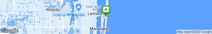 Map of Temple Orange