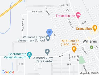 260 11th St, Williams, CA 95987, USA
