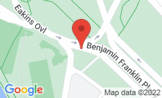 Google Maps thumbnail location of The Philadelphia Museum of Art