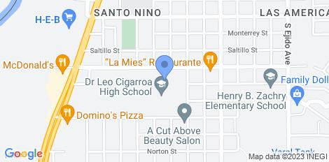 2600 Palo Blanco St, Laredo, TX 78046, USA