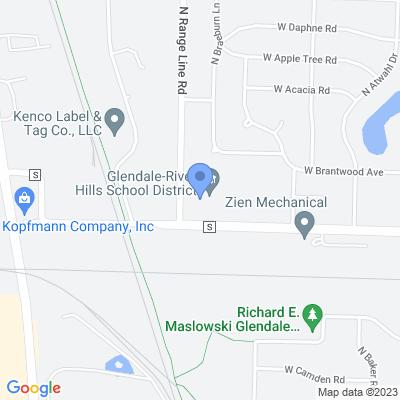 2600 W Mill Rd, Glendale, WI 53209, USA
