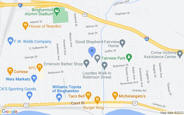 261 Robinson St, Binghamton, NY 13904, USA