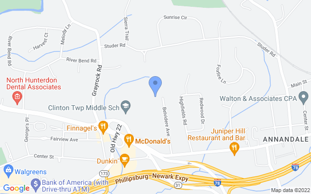 27 Belvidere Ave, Clinton, NJ 08809, USA