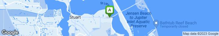 Map of Alice's Family Restaurant
