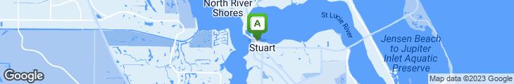Map of Arthur's