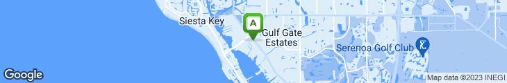 Map of Ruth's Chris Steak House