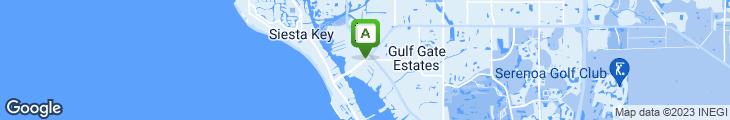 Map of Stonewood Grill & Tavern