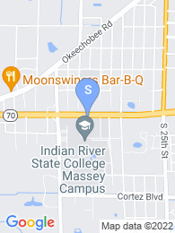Indian River State College map