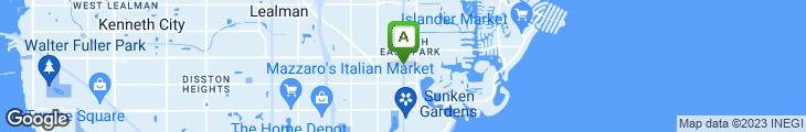 Map of El Cap
