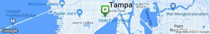 Map of Timpano
