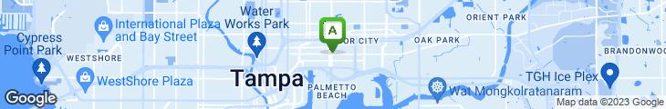 Map of Shrimp & Co.